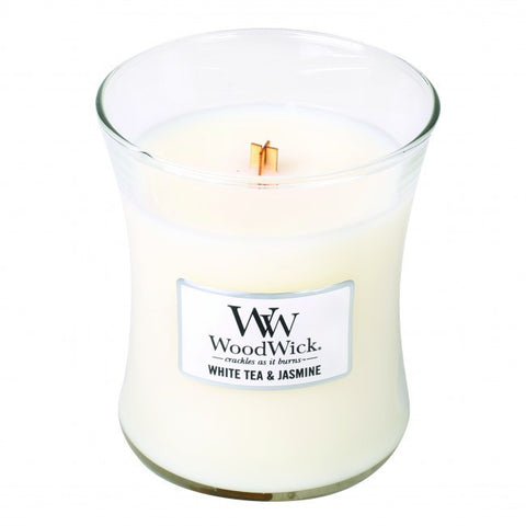 WoodWick Jasmine Medium Candle