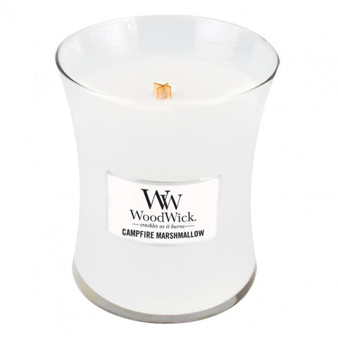 WoodWick Campfire Marshmallow Medium Candle