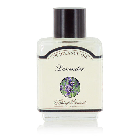 Ashleigh and Burwood English Lavender Fragrance Oil 0.01L