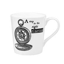 Churchill China About Time Compass Mug 0.30L