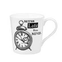Churchill China About Time Alarm Clock Mug 0.30L