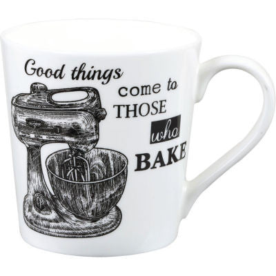 Churchill China About Time Bake Mug 0.30L