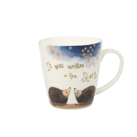 Churchill China Ac Sparkle Cherry Written In The Stars Mug 0.36L