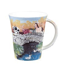 Alex Clark Animal Bridge Mug 0.37L