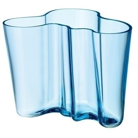 Iittala Aalto Light Blue Vase 160mm