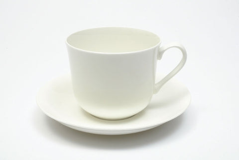 Maxwell and Williams Cashmere Bone China Breakfast Cup and Saucer