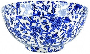 Burleigh Blue Arden Rice Bowl 16cm