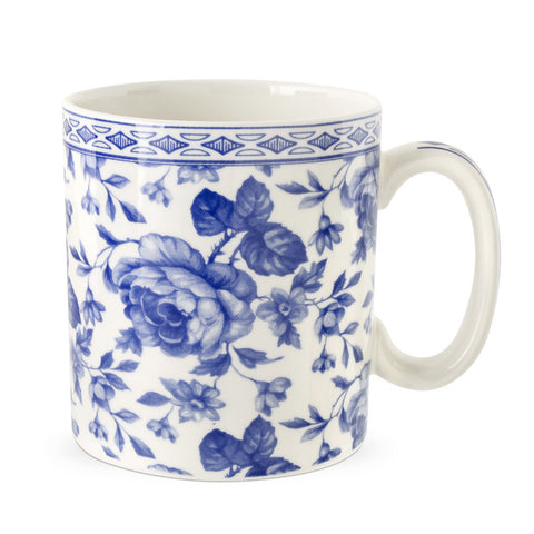 Spode Blue Room Bouquet Chintz Mug 0.25L