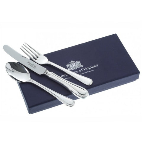Arthur Price Britannia Child Gifts  Knife Fork and Spoon Set