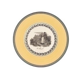 Villeroy and Boch Audun Chasse Tea Plate 16cm