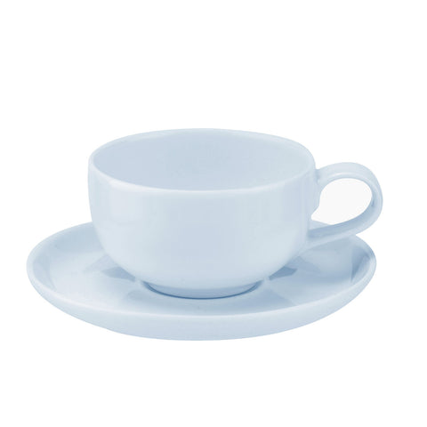 Portmeirion Choices Blue Espresso Cup and Saucer (Pair) 0.10L