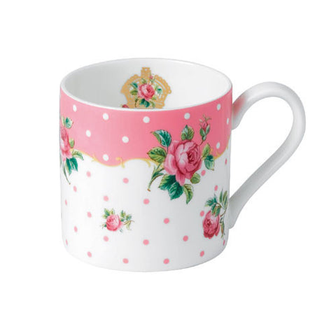 Royal Albert Marvellous Mugs Cheeky Pink Modern Mug 350ml