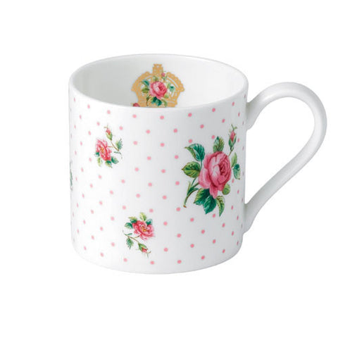 Royal Albert Marvellous Mugs Pink Roses Modern Mug 350ml