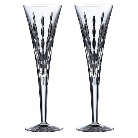 Royal Doulton Celebration Neptune Champagne Flute (Pair)