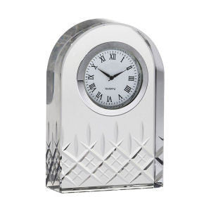 Royal Scot Crystal Clocks Small London Clock 100mm