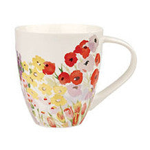 Churchill China Collier Campbell Painted Garden Mug 0.50L