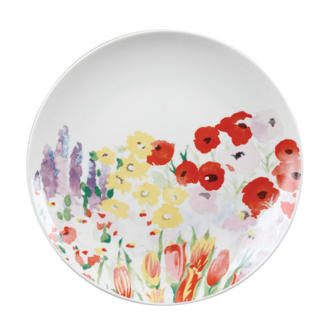 Churchill China Collier Campbell Painted Garden Tea Plate 20cm