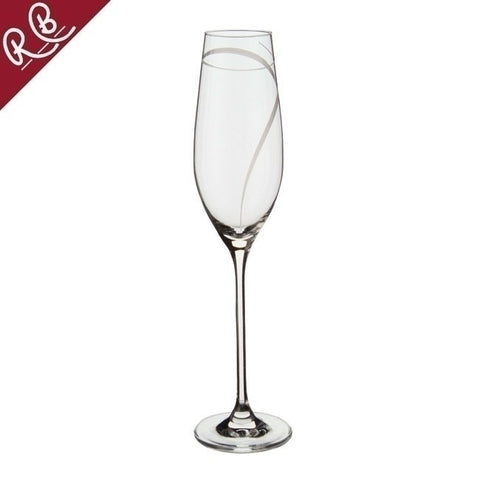 Royal Brierley Carnival Champagne Flute 0.21L (Set of 4)