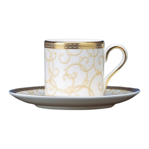Wedgwood Celestial Gold Coffee Cup Saucer (Saucer Only)
