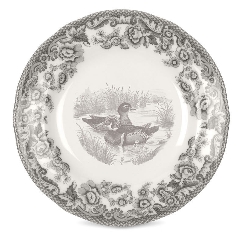 Spode Delamere Rural Wood Duck Tea Plate 15cm