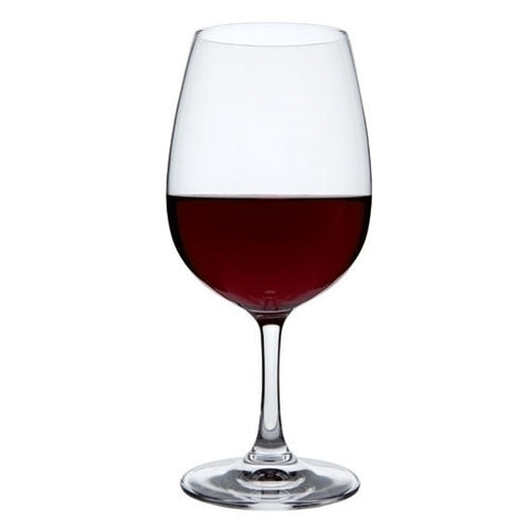 Dartington Crystal Drink! Set of 6 Red Wine Glasses 0.45L