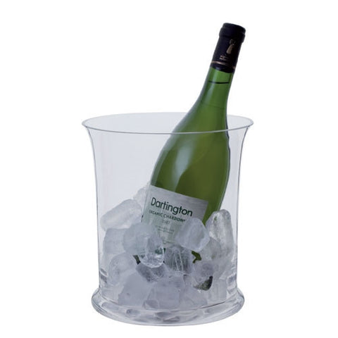 Dartington Crystal English Country Collection Wine Cooler 21cm