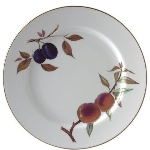 Royal Worcester Evesham Gold Dinner Plate 27cm
