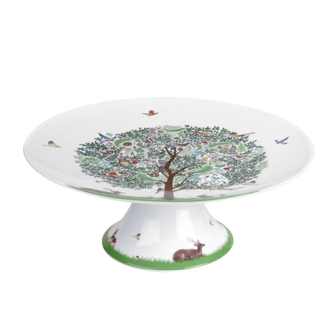 Portmeirion Enchanted Tree Cake Stand 26.5cm