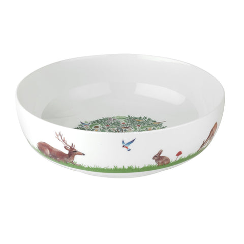 Portmeirion Enchanted Tree Pasta Bowl 21cm