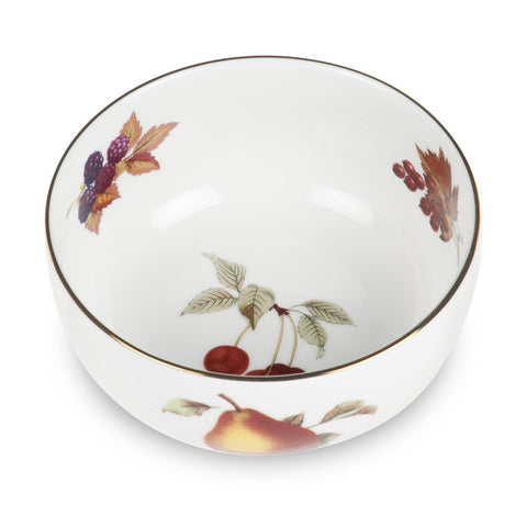 Royal Worcester Evesham Gold Bowl 14cm