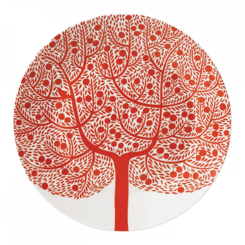 Royal Doulton Fable Red Tree Salad Plate 22cm