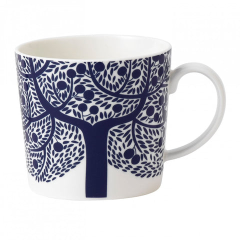 Royal Doulton Fable Blue Tree Mug 0.40L