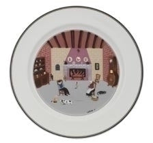 Villeroy and Boch Design Naif Fireplace Dinner Plate 27cm