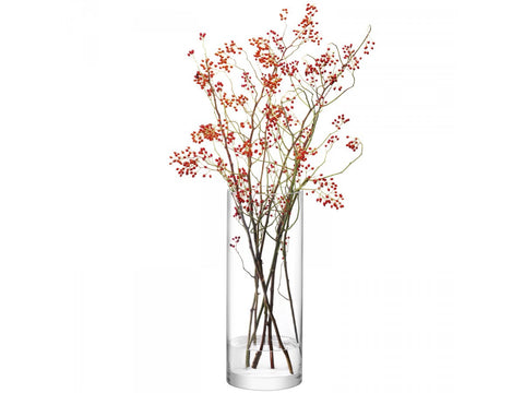 LSA Column Giant Vase 100cm by 24cm