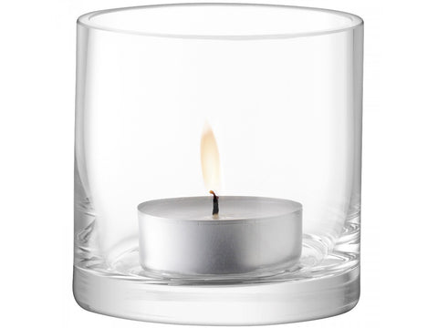 LSA Column Tealight Holder 10cm