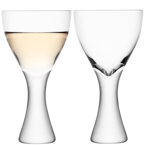 LSA Elina Clear Wine Glass Pair 300ml