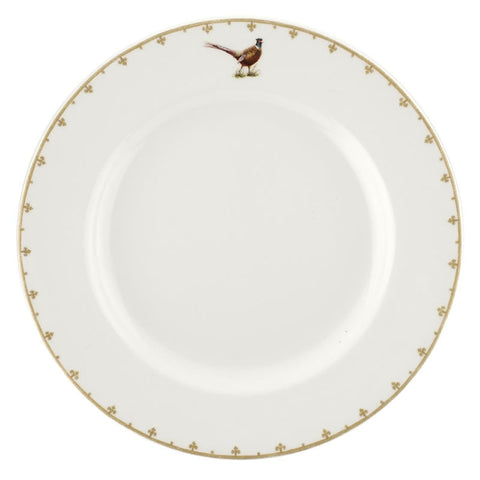 Spode Glen Lodge Pheasant Dinner Plate 27cm (Set of 4)