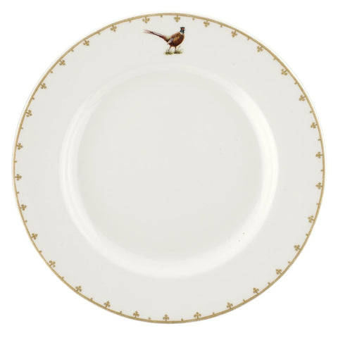 Spode Glen Lodge Pheasant Dinner Plate 27cm