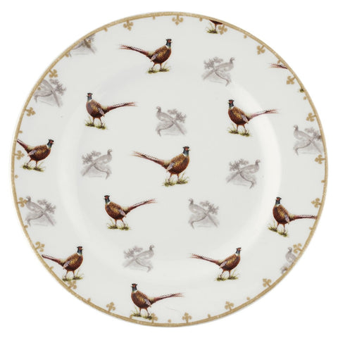 Spode Glen Lodge Pheasant Salad Plate 20cm (Set of 4)