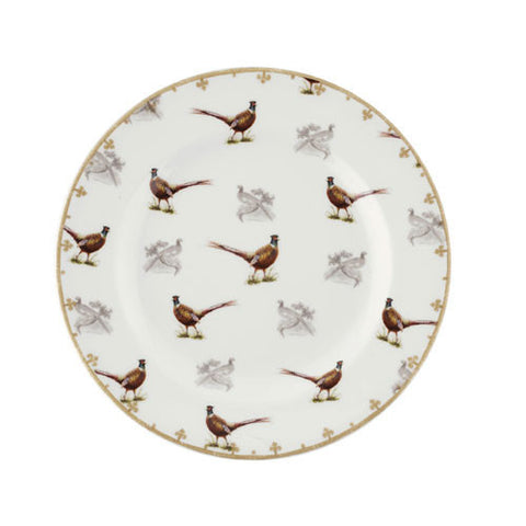 Spode Glen Lodge Pheasant Salad Plate 20cm