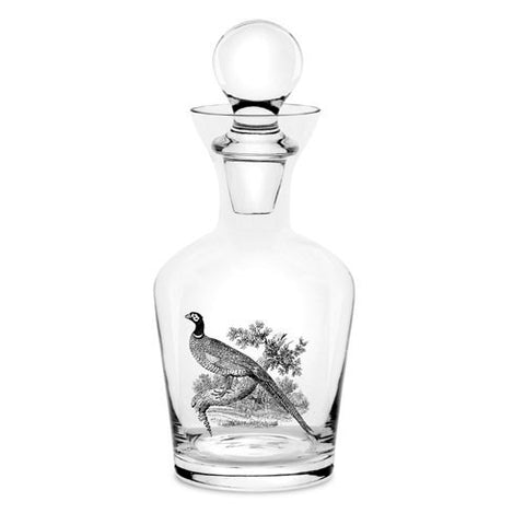 Spode Glen Lodge Pheasant Decanter 0.75L