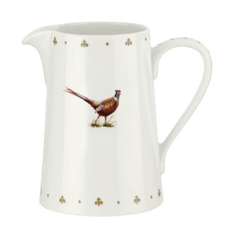 Spode Glen Lodge Pheasant Jug 0.85L