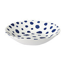 Churchill China Inkie Mint Spots Pasta Bowl 20cm