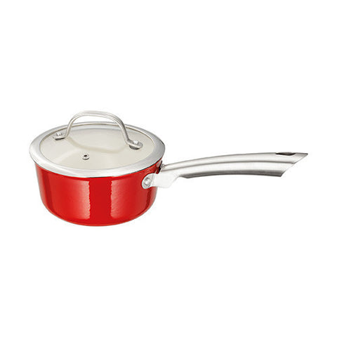 Stellar Easy Lift Cast Iron Saucepan 16cm