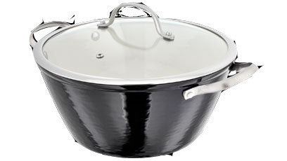 Stellar Easy Lift Cast Iron Casserole 24cm