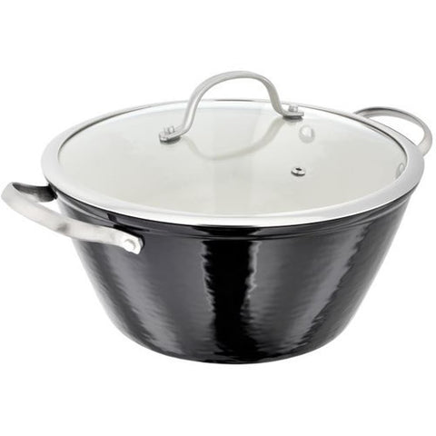 Stellar Easy Lift Cast Iron Casserole 3.2L