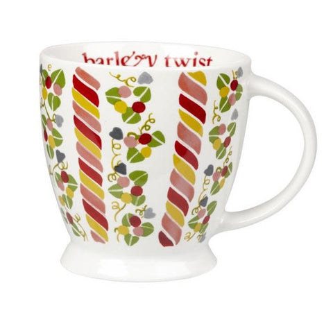 Churchill China Julie Dodsworth Barley Twist Mug 300ml