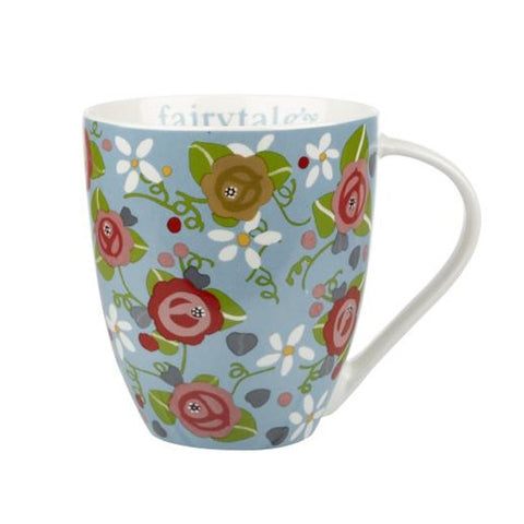 Churchill China Julie Dodsworth Fairytale Mug 500ml