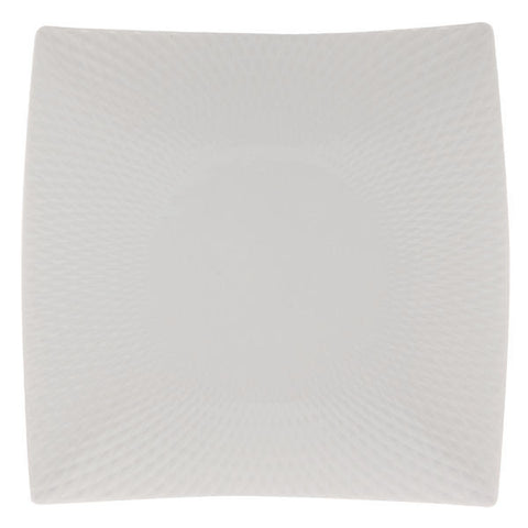 Maxwell and Williams Diamonds Square Salad Plate 23cm