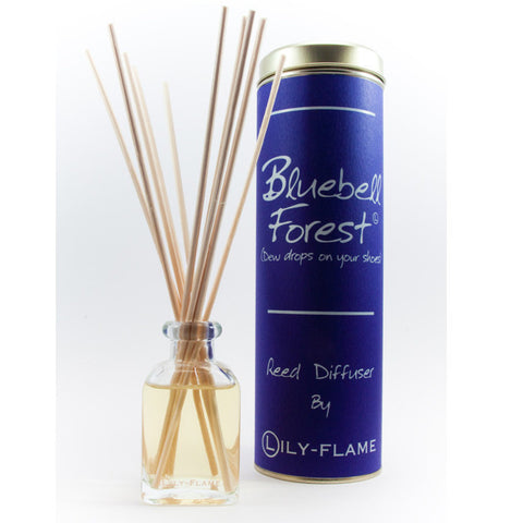 Lily Flame Bluebell Forest Reed Diffuser